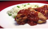Kentucky Bourbon Wings (Chicken, Rice) LGO