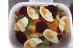 FRESH - Base Salad  - ADD Egg & Beetroot