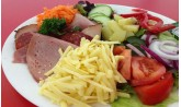 FRESH - Base Salad  - ADD Cold Meat
