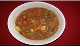 Tomato & Vegetable Soup